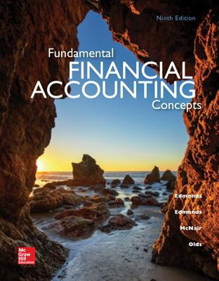 Fundamental Financial Accounting Concepts - Edmonds, Thomas P., and Edmonds, Christopher, and McNair, Frances M.