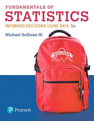 fundamentals of statistics Drawing upon his passion for statistics and teaching, mike sullivan addresses the needs of today's students, the challenges teachers face, and changes in the statistics community with feedback from his own students and classroom experience, fundamentals of statistics provides the tools to help.