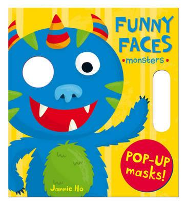 Funny Faces: Monsters -