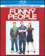 Funny People [Rated/Unrated Versions] [Special Edition] [2 Discs] [Blu-ray] - Judd Apatow