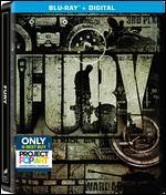 Fury [Blu-ray] [Pop Art] [SteelBook] [Only @ Best Buy]