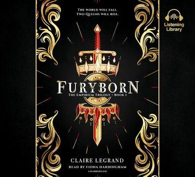 Furyborn - Legrand, Claire, and Hardingham, Fiona (Read by)
