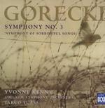 Górecki: Symphony No. 3 'Symphony of Sorrowful Songs'