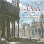 G.B. Vitali: Sonatas, Op. XI