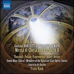 Gaetano Donizetti & Johann Simon Mayr: Messa di Gloria and Credo in D