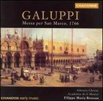 Galuppi: Messa per San Marco, 1766