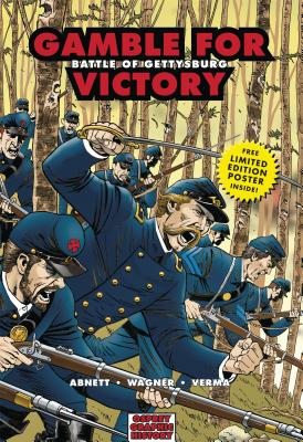 Gamble for Victory: Battle of Gettysburg - Abnett, Dan