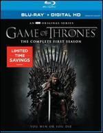 Game of Thrones: Season 1 [Blu-ray] [5 Discs]