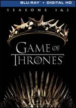 Game of Thrones: Seasons 1 and 2 [Blu-ray] -