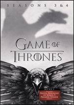 Game of Thrones: Seasons 3 and 4