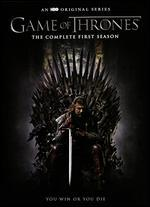 Game of Thrones: The Complete First Season [5 Discs]