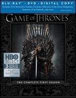 Game of Thrones: The Complete First Season [7 Discs] [Blu-ray]