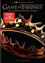 Game of Thrones: The Complete Second Season [5 Discs]