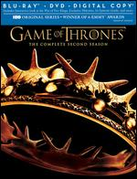 Game of Thrones: The Complete Second Season [7 Discs] [Blu-ray/DVD] [Includes Digital Copy] -