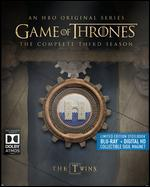 Game of Thrones: The Complete Third Season [Blu-ray] [5 Discs] [SteelBook]