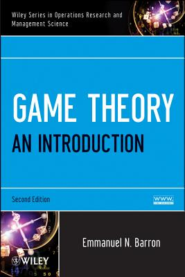 Game Theory: An Introduction - Barron, E N