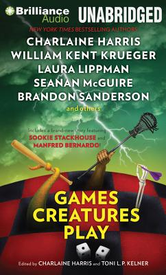 Games Creatures Play - Haberkorn, Todd (Read by), and Rudd, Kate (Read by), and Harris, Charlaine