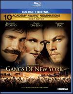 Gangs of New York [Includes Digital Copy] [Blu-ray] - Martin Scorsese
