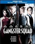 Gangster Squad [2 Discs] [Includes Digital Copy] [UltraViolet] [Blu-ray/DVD]