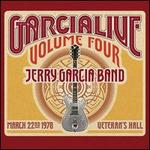 Garcialive, Vol. 4: March 22nd, 1978 Veteran's Hall