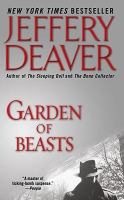 Garden of Beasts - Deaver, Jeffery, New