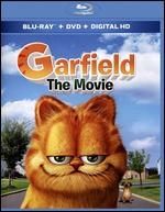 Garfield: The Movie [Blu-ray/DVD] [2 Discs] - Peter Hewitt