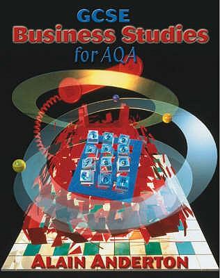 GCSE Business Studies for AQA - Anderton, Alain