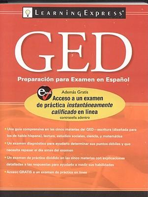 GED Preparacion Para Examen En Espanol - Learning Express LLC