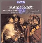Geminiani: Concerti Grossi after Corelli