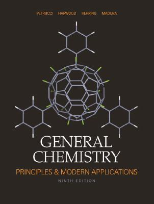 General Chemistry: Principles and Modern Application & Basic Media Pack - Petrucci, Ralph H, and Harwood, William S, and Herring, Geoff E