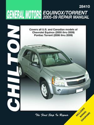 General Motors Equinox & Torrent 2005-09 Repair Manual - Imhoff, Tim