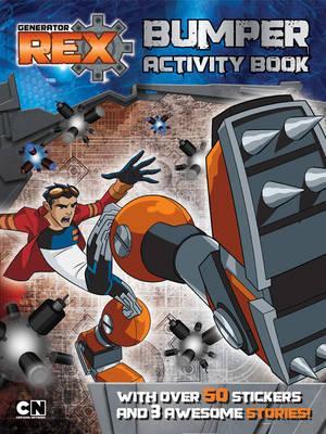 Generator Rex Bumper Activity Book -