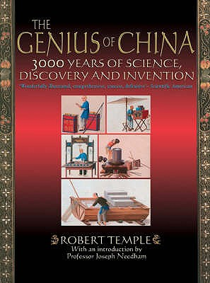 Genius of China: 3000 Years of Science, Discovery and Invention - Temple, Robert