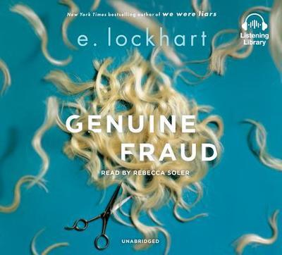 Genuine Fraud - Lockhart, E, and Soler, Rebecca (Read by)