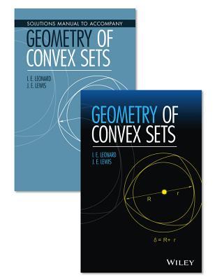 Geometry of Convex Sets Set - Leonard, I E, and Lewis, J E