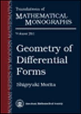 Geometry to Differential Forms - Morita, S, and Morita, Shigeyuki