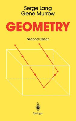 Geometry - Lang, Serge, and Murrow, Gene