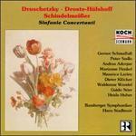 Georg Druschetzky, Maximilian Droste-Hülshoff, Ludwig Schindelmeißer: Sinfonie Concertanti