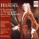 Georg Friedrich Händel: L'Allegro, il Penseroso ed il Moderato