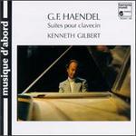 Georg Friedrich Haendel: Suites de Clavecin