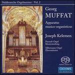 Georg Muffat: Apparatus musico-organisticus