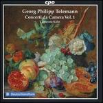 Georg Philipp Telemann: Concerti da Camera, Vol. 1