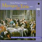 Georg Philipp Telemann: Musique De Table, Vol. 1 (Part I/1-3)
