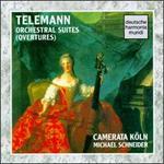 Georg Philipp Telemann: Orchestral Suites