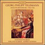 Georg Philipp Telemann: Sonate Metodiche 1728/1732