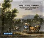 Georg Philipp Telemann: The Complete Wind Concertos