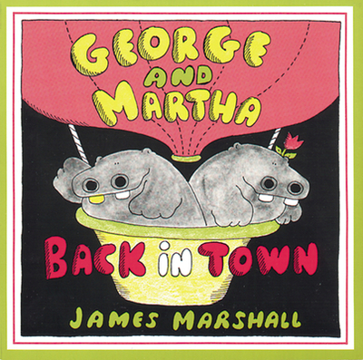 George and Martha Back in Town - Marshall, James