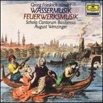 George Frederick Handel: Wassermusik; Feuerwerkmusik