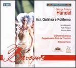 George Frideric Handel: Aci, Galatea e Polifemo