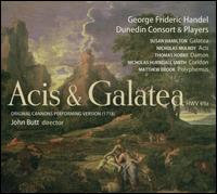 George Frideric Handel: Acis & Galatea HWV 49a - Matthew Brook (vocals); Nicholas Hurndall Smith (vocals); Nicholas Mulroy (vocals); Susan Hamilton (vocals);...